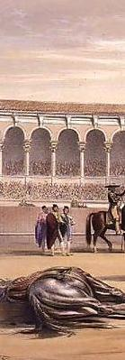 El reglamento de la corrida de toros for Ministerio del interior en ingles