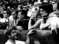 Sofia Loren en los toros