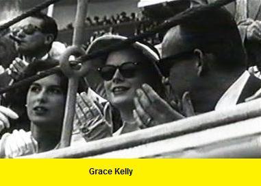 Grace Kelly en los toros